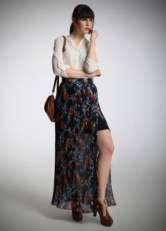 12 Burç 12 Stil kampanyasında Yay burcu için Missony etek Markafoni'de 105,99 TL yerine 52,99 TL! Satın almak için: http://www.markafoni.com/product/3427670/