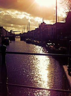 Delfshaven, Rotterdam - The Netherlands