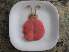 Creative Food: Ladybug pancakes