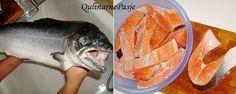 QulinarnePasje: Łosoś z warzywami - coś pysznego! - http://qulinarnepasje.blogspot.com/2012/12/osos-z-warzywami-cos-pysznego.html