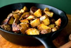 Cinnamon Roasted Potatoes Recipe - NYT Cooking