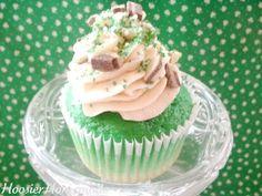 Luck of the Irish Cupcake