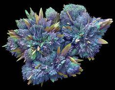 Salbutamol crystals