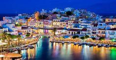 As principais cidades da Grécia #Grécia #europa #viagem