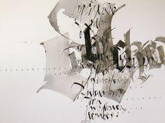 T Kolle Calligraphy Termine