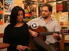 "António Zambujo e Raquel Tavares ""Para que quero eu olhos"""
