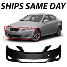 2006-2009 LEXUS IS250 IS350 OEM FRONT BUMPER RIGHT RH STAY RETAINER SUPPORT