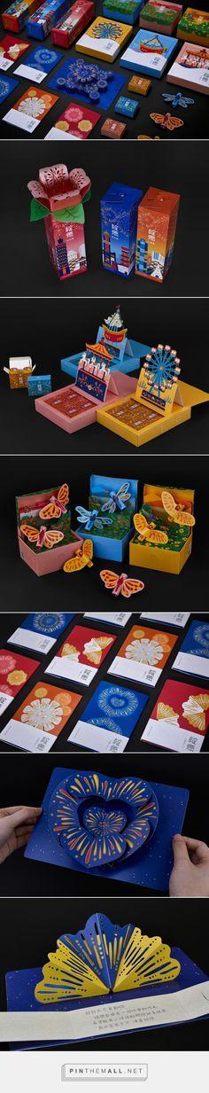 Fireworks packaging design by Yun-Hsuan Lu - https://www.packagingoftheworld.com/2018/06/fireworks.html