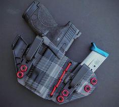 M&P Shield Flexible Appendix Carry Rig Threaded Barrel, M&p Shield, Kydex Holster, Firearms, Shotguns, Guns And Ammo, Self Defense, Day Use, Shotgun