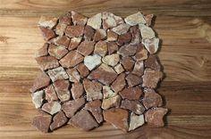 1 Matte Bruchmosaik Choco Mosaik Marmor Naturstein Fliesen Boden Wand Restposten