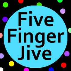 Five Finger Jive song with song lyrics is a catchy finger play song that helps teach basic subtraction to preschool, kindergarten and ESL students.