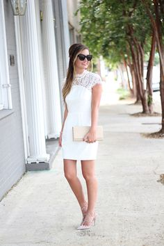 For All Things Lovely: Date Night Dress