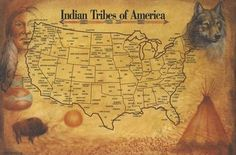 There are over 100 tribes and areas of Native American peoples. Each group has their own...