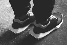 Rick Owens × Adidas MOODY 2014