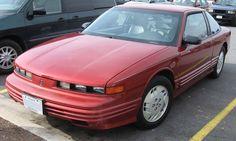 Oldsmobile-Cutlass-Supreme-Coupe 5gen 1992-1995          .