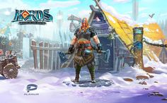Nords: Heroes of the North | Art | Plarium.com