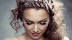 lange haare stylen