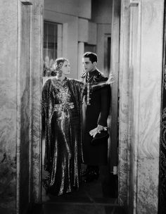 Greta Garbo and Ramon Novarro in Mata Hari, 1931.