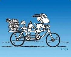 Proper bicycle chain maintenance will allow you to keep your bike in tip-top condition for riding. A bicycle chain is known for failing at the worst time. Cycling Tattoo, Cycling Art, Woodstock Snoopy, Charles Shultz, Memento, Tandem Bicycle, Bike Tattoos, Snoopy Quotes, Peanuts Quotes