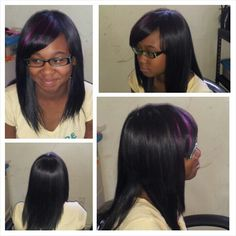 Full sew in no leave out!