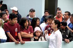 Inaugura Tlalpan módulo deportivo en Popular Santa Teresa