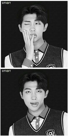 방탄소년단•RM•smart