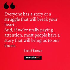 Brenee Brown quote on struggle after Kate Spade's death.