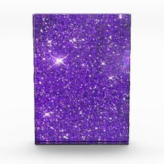 #Trendy Purple Sparkling Glitter Glitz - - - A slightly #bokeh style image of #sparkling #stylish #purple #glitter. Add a touch of glamor and luxury to your life! - - - Note: Glitter is printed. - - -   Check out all my other items at Zazzle!  http://www.zazzle.com/tannaidhe?rf=238565296412952401&tc=MPPin