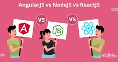 Angular JS, React JS, and Node JS all three are high-performing frameworks and support in successful app development. But depending on your app needs, you should choose which one suits your requirement the best. Compared to React JS, AngularJS comes fully featured because React JS is not even a framework and just a library.