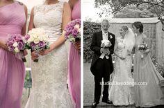 One Shoulder Wedding Dress, Castle, Delicate, Purple, Wedding Dresses, Fashion, Bride Dresses, Moda, Bridal Gowns