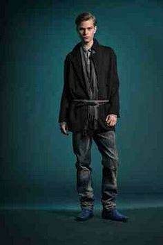 Modern Men- today's fashion inspired by italian renaissance of a lower class individual.
