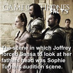 Game Of Thrones Facts, Game Of Thrones Funny, Rory Mccann, Game Of Thones, The North Remembers, Sansa, Geek Out, Winter Is Coming, Book Characters