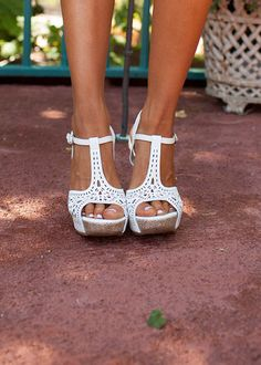 Online boutique. Best outfits. Step Aside White Wedges - Modern Vintage Boutique