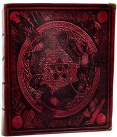 What do you think of our new Morrigan Spell Bo...?  Click here to check it out!  http://witchesgrass.com/products/morrigan-spell-book-red-white-paper-8-x-10-unlined-600-pages?utm_campaign=social_autopilot&utm_source=pin&utm_medium=pin