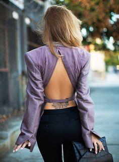 phrase tatouage sexy bas du dos femme