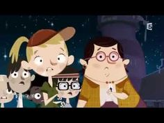 ▶ FLAPACHA NUIT SANS LUNE - YouTube - dessin animé