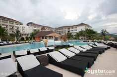 The Lounge Chairs at the Secrets Wild Orchid Montego Bay