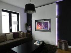 TV Wand Zithoek