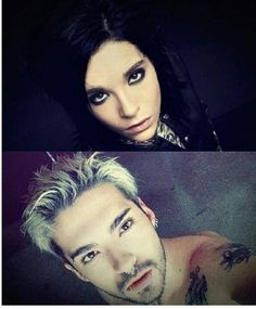2006-2014 — Wow, Bill Kaulitz has changed a LOT since the last time I looked into what Tokio Hotel was up to.