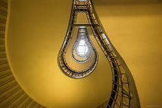 Stairs by Gustavo Rodríguez