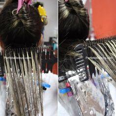 Hair Color Techniques, Hair Comb, Hair Hacks, Dreadlocks, Hair Styles, Makeup, Beauty, Hair Tricks, Hair Coloring