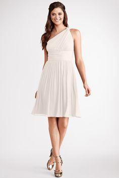 White flowy dresses plus size