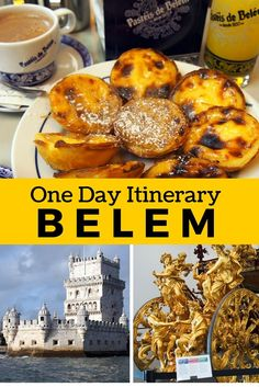Guide and tips to visiting Belem, Portugal (a district of Lisbon) on a one day itinerary and day trip   Portugal with kids:
