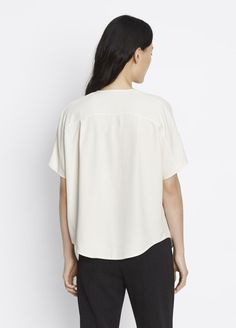 Extended Sleeve Top