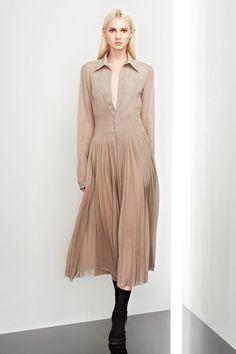Donna Karan | Pre-Fall 2014 Collection | Style.com