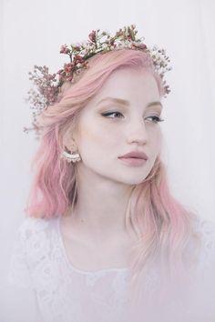 Ear Jacket Earrings BLush Pink Crystal Swarovski Ear Jacket Earrings Crystal Ear jacket Earrings For Brides Bridal Blush Pink Stud Earrings Portrait Inspiration, Character Inspiration, Hair Inspiration, Character Design, Ear Jacket, Blush Rose, Blush Pink, Swarovski, Pretty People