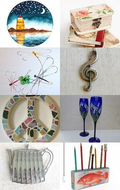Weekend Shopping Spree by Suzanne Perry on Etsy--Pinned with TreasuryPin.com