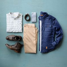 Nifty Genius, Flag & Anthem Co., and Bullboxer Boots | Fall Fashion #fallfashion #fall #mensfashion