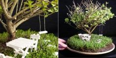 Turkish architect Emre Ozberk designs miniature landscapes that are meant to be pruned, weeded, and mowed. Call it armchair gardening. The earliest landscapes were rooted in his the perfectly sized food bowls of his cat, Papas, for whom the collection is named.