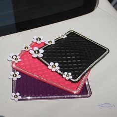 Wedding Car Flower Decoration Phone Anti-slip Mat For Girl To Make Your Car Vividly!! Like A Gardon -  Buy online wedding car flower decoration phone anti-slip mat for girl to make your car vividly!! like a gardon only US $11.99 US $11.99. We provide the best deals of finest and low cost which integrated super save shipping for wedding car flower decoration phone anti-slip mat for girl to make your car vividly!! like a gardon or any product promotions.  I hope you are very lucky To be Get…